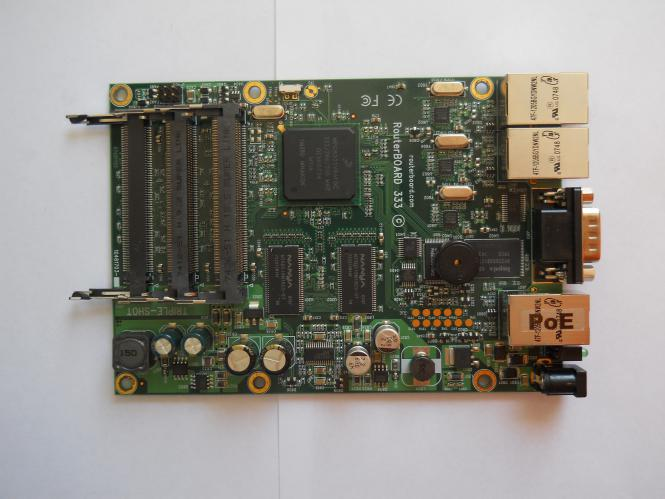 MikroTik RouterBOARD RB333 (bazar)