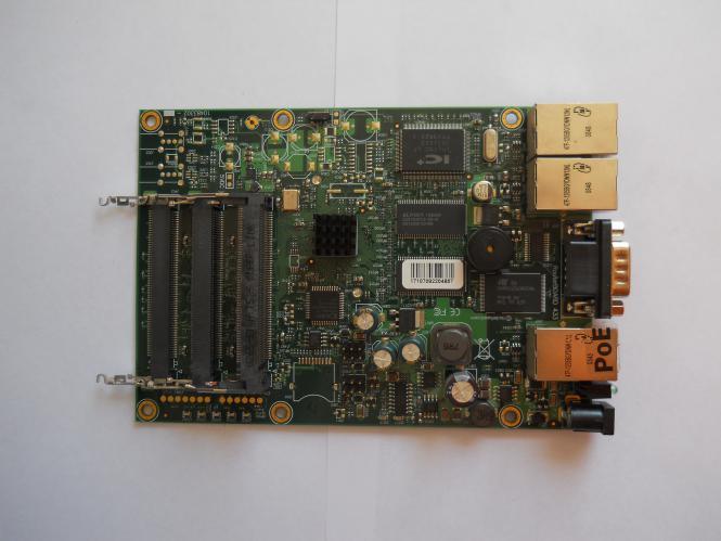 MikroTik RouterBOARD RB433 (bazar)